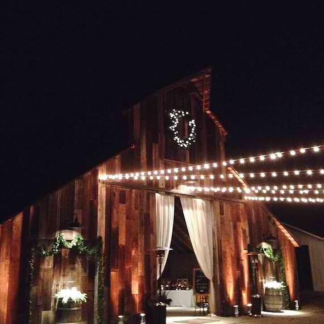 Greengate barn exterior